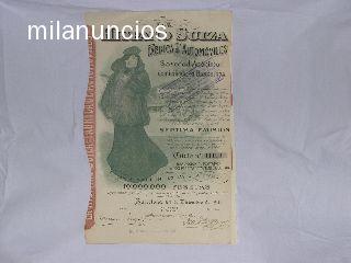 HISPANO SUIZA ACCION SEPTIMA EDICION - foto 1