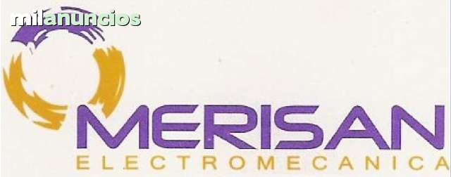 MERISAN ELECTROMECANICA - foto 1