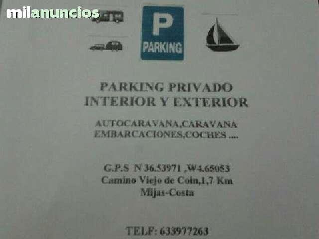 PARKING ,  MOTOS DE  AGUA ,  IBERNAJE - foto 3