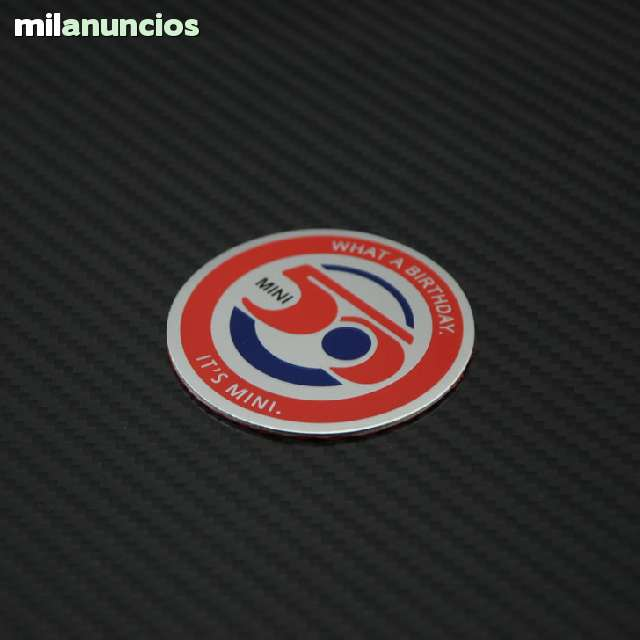 EMBLEMA MINI EDICION 50 ANIVERSARIO - foto 3