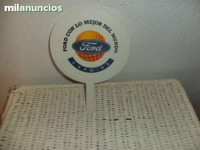Expo 92 ( Expo 92) Abanico Ford