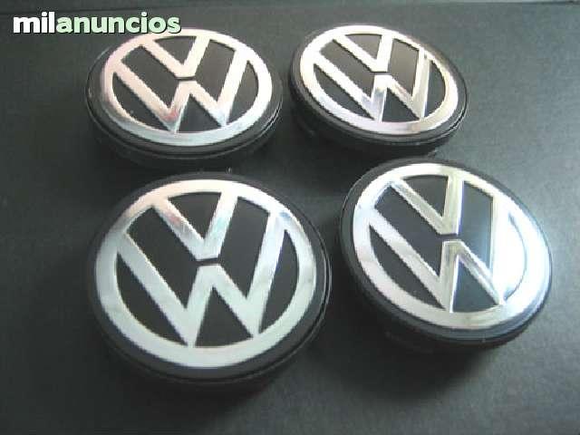 TAPAS DE LLANTAS PARA VW TOUAREG - foto 1