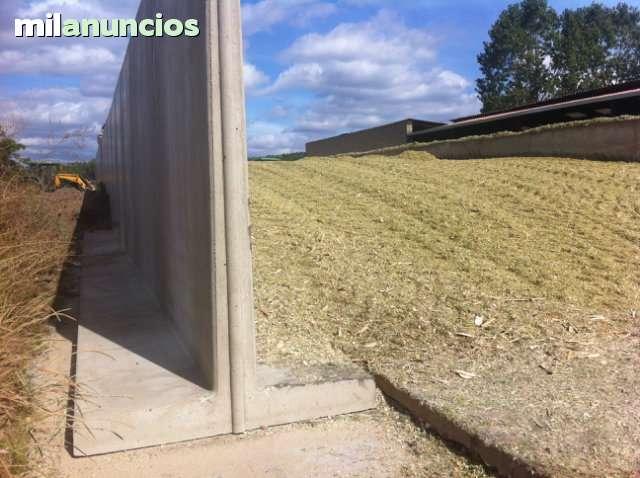 MURO SEPARADOR CEREAL DE HORMIGÓN - foto 3