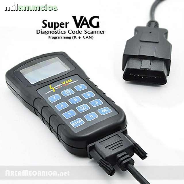 SUPER VAG K + CAN 4.  8.  ESPAÑOL - foto 1