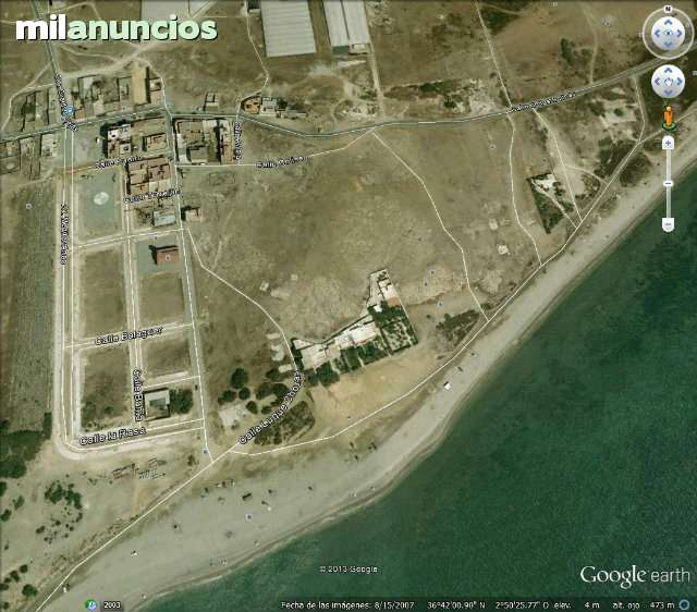 SOLAR EN ESQUINA DE 400 M2 A 50 M. PLAYA - foto 1