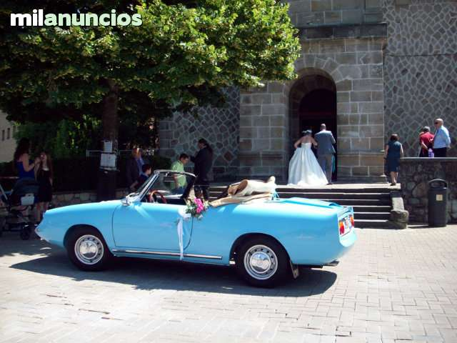 COCHES BODA CLASICOS - foto 1