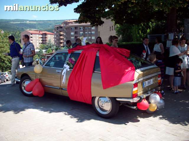 COCHES BODA CLASICOS - foto 2