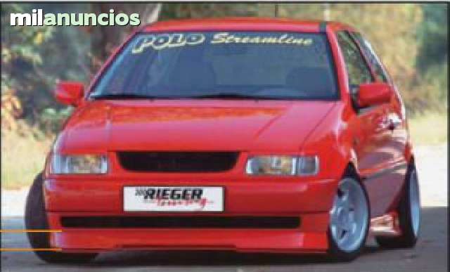 AÑADIDO DELANTERO VW POLO 4 6N