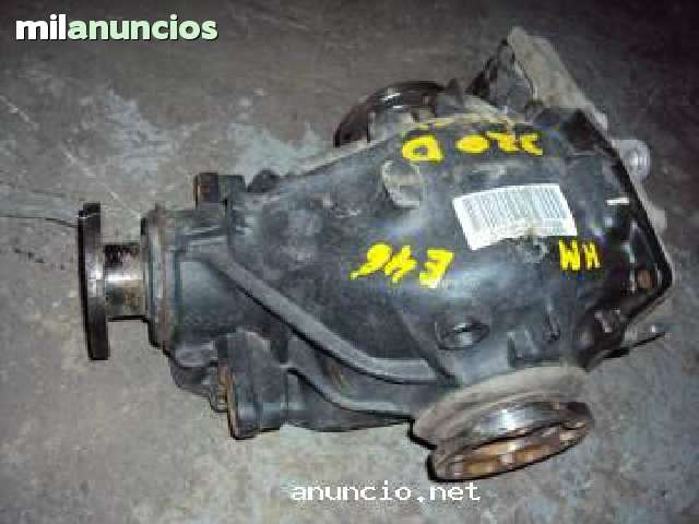 GRUPO DIEFERENCIAL TRASERO BMW 320D 150 - foto 1