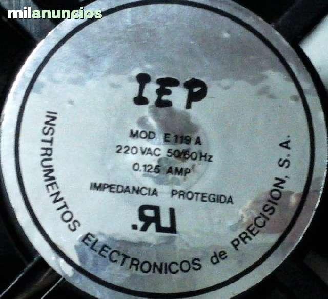 MOTOR VENTILADOR INCUVADORAS - foto 3