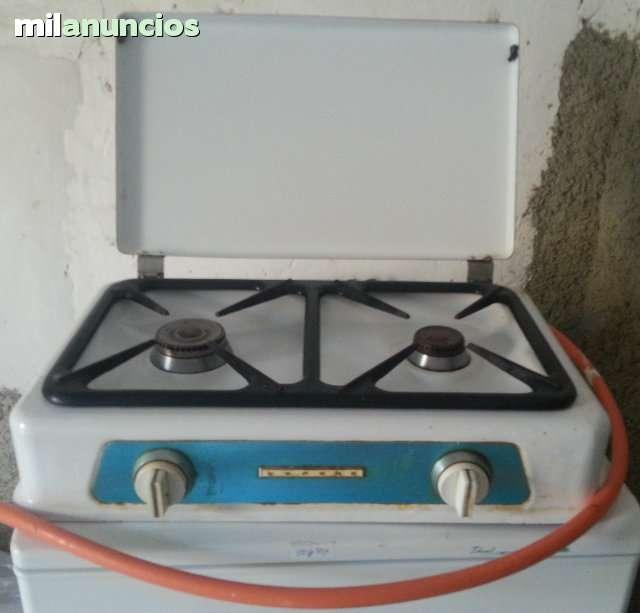 VENDO COCINA SOBREMESA GAS CORCHO