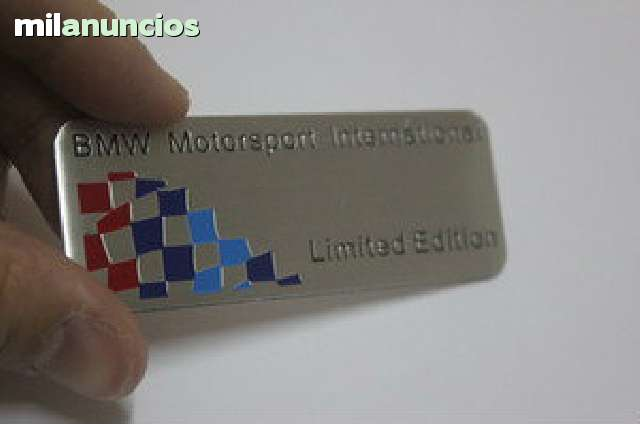 EMBLEMA BMW M LIMITED EDITION - foto 2