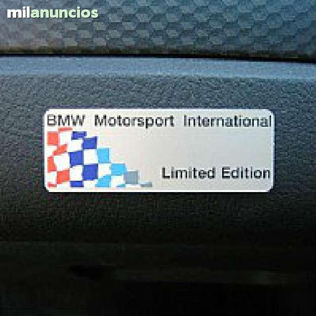 EMBLEMA BMW M LIMITED EDITION - foto 3