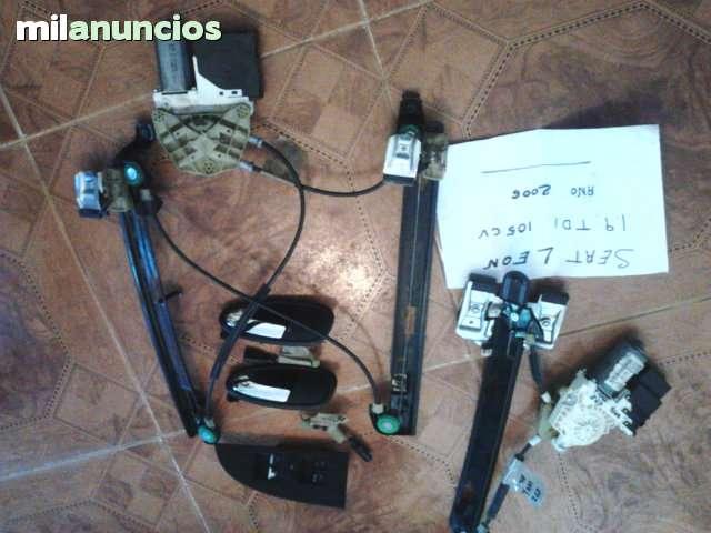 ELEVALUNAS SEAT LEON AÑO 2008 - foto 1