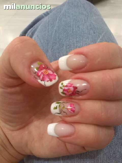 UÑAS  GEL,  PORCELANA,  PEDICURA,  PESTAÑAS - foto 1