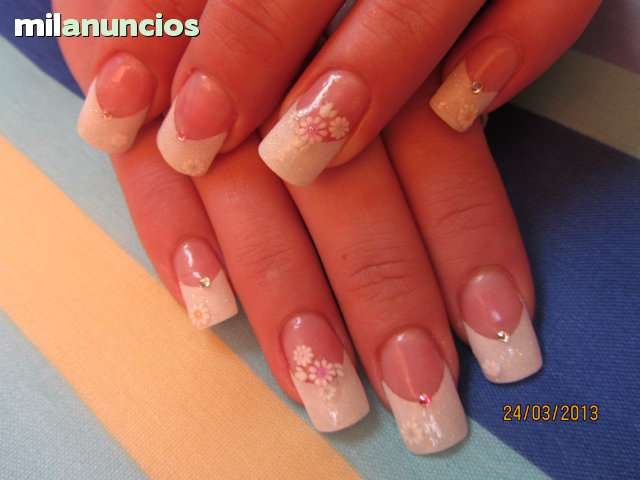 UÑAS  GEL,  PORCELANA,  PEDICURA,  PESTAÑAS - foto 6