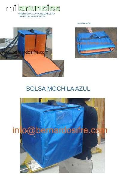 BOLSA TERMICA MOCHILA BS/BOLSA29 40X40 - foto 1