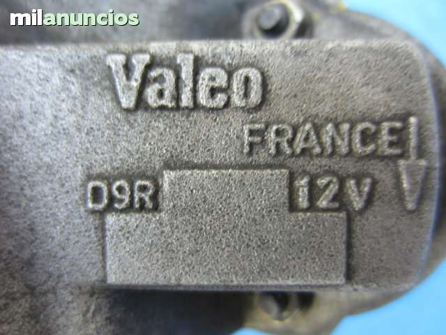 ARRANQUE Y ALTERNADOR PSA 2. 1D 12V - foto 5