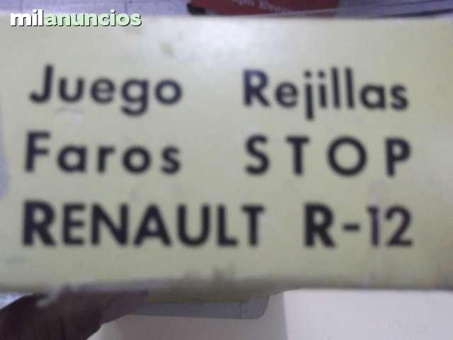 RENAULT 12 - foto 1