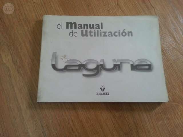 MANUALES DE USUARIO RENAULT LAGUNA - foto 1