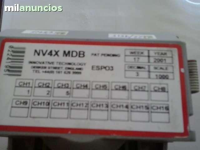 BILLETERO  NV4X MDB - foto 1