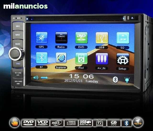 RADIO DVD 7  HD GPS BLUETOOTH IPOD 3G WI - foto 9