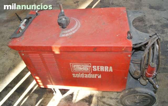 EQUIPOS DE SOLDADURA TIG SERRA SUNARC - foto 2