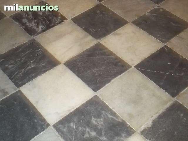 BALDOSAS RECUPERADAS DE DERRIVO