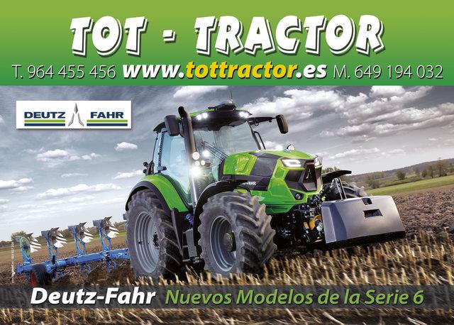 TRACTORES DEUTZ-FAHR - TOT TRACTOR S. L.  - foto 1