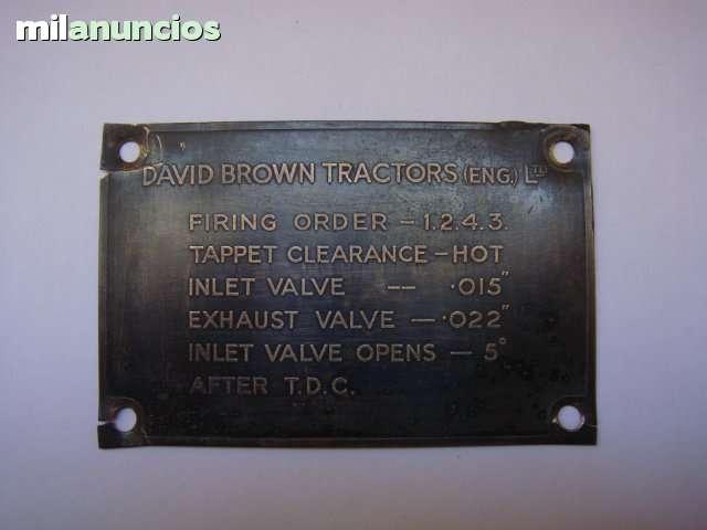 DAVID BROWN - INSIGNIA - foto 2