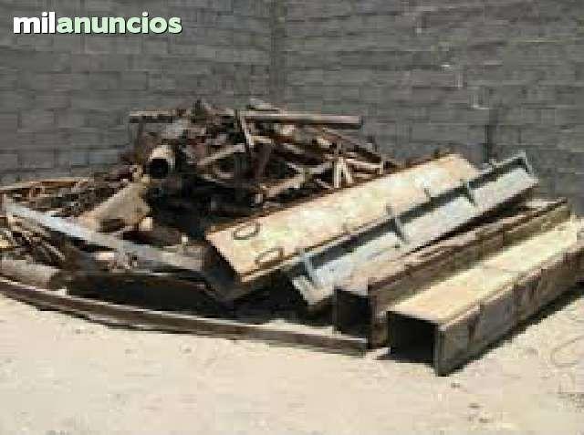 COMPRAMOS CHATARRA