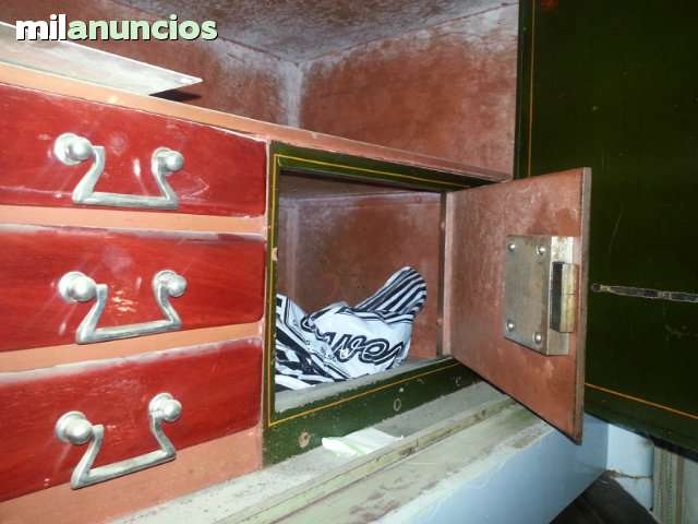 CAJA FUERTE DE 2 PUERTAS INDEPENDIENTES - foto 7