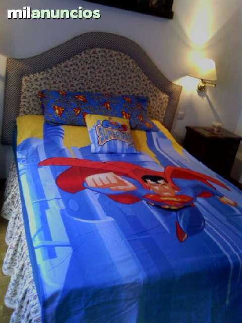 FUNDA PARA NÓRDICO SUPERMAN(100%ALGODON) - foto 2