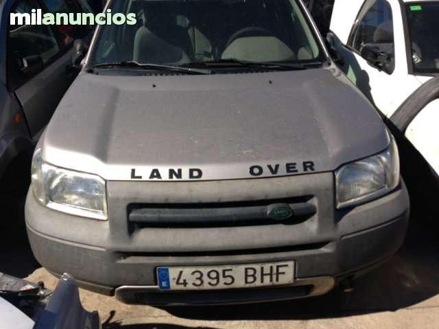 DESPIECE COMPLETO DE LAND ROVER FREELAND