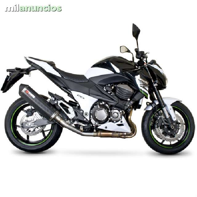 ESCAPE SCORPION SERKET KAWASAKI Z800 13 - foto 4
