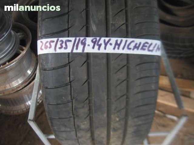 NEUMATICOS 285/45/19- DOS 120  VECINDARI - foto 2