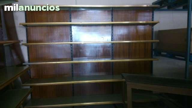 ESTANTERIAS SUPERMERCADO - foto 2