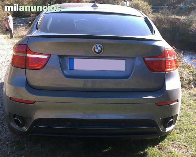 SPOILER TRASERO PARA BMW X6 E71 - foto 1
