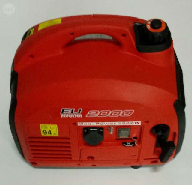 Generador 2000W Inverter