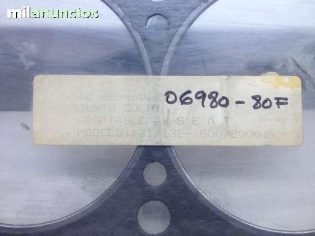 JUNTAS DE CULATA SEAT124 1600/1800/2000 - foto 5