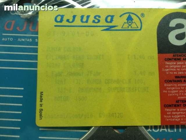 JUNTAS DE CULATA SEAT124 1600/1800/2000 - foto 6