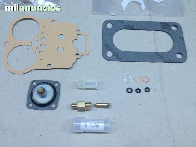 KITS DE REPARACION WEBER 34 DMS SEAT 124 - foto 3