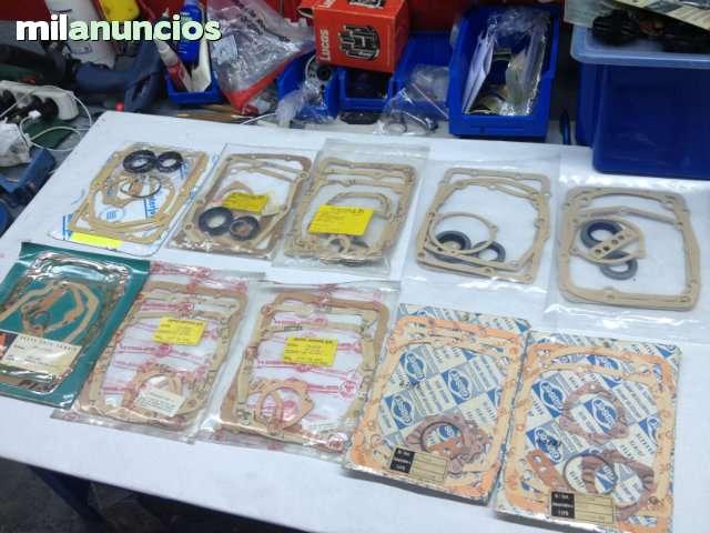JUNTAS CAJA DE CAMBIOS SEAT 124, 1430, 131 - foto 1