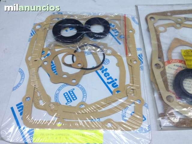 JUNTAS CAJA DE CAMBIOS SEAT 124, 1430, 131 - foto 2