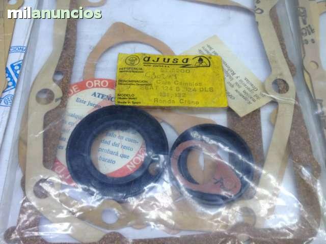 JUNTAS CAJA DE CAMBIOS SEAT 124, 1430, 131 - foto 3
