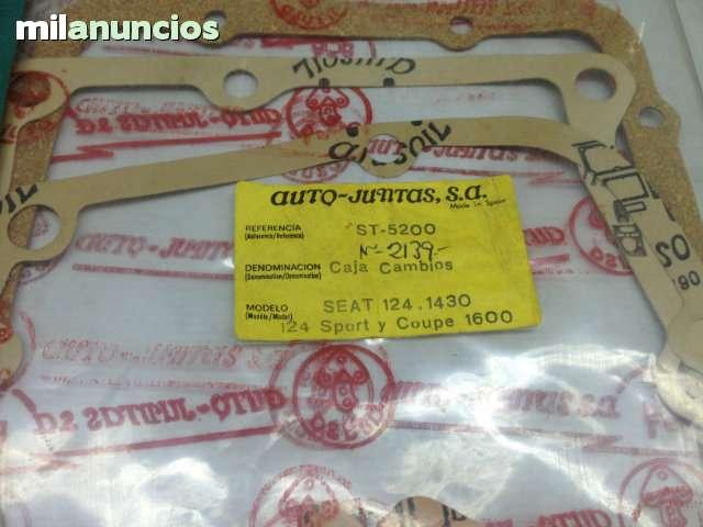 JUNTAS CAJA DE CAMBIOS SEAT 124, 1430, 131 - foto 8