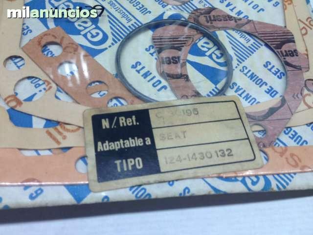 JUNTAS CAJA DE CAMBIOS SEAT 124, 1430, 131 - foto 9