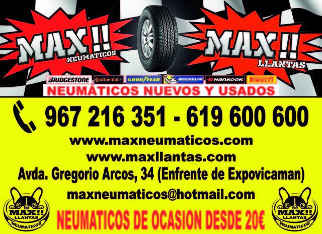 NEUMATICOS ECONOMICOS  20@ TODAS MEDIDAS - foto 1