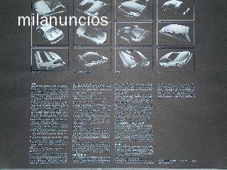 13 LÁMINAS DE PROTOTIPOS FORD DE 40X30CM - foto 4