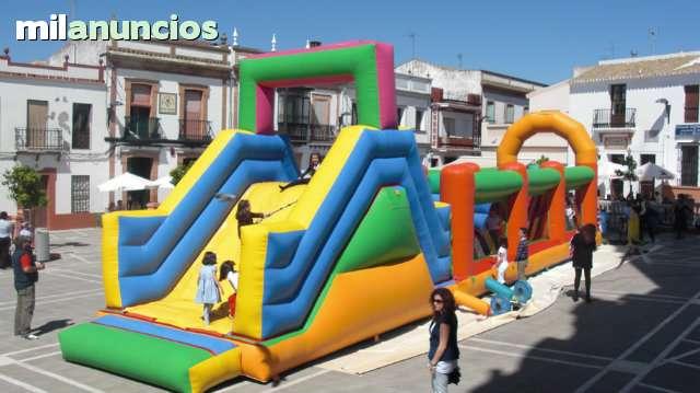 CASTILLOS HINCHABLES , LIMUSINAS , DJ, S - foto 5